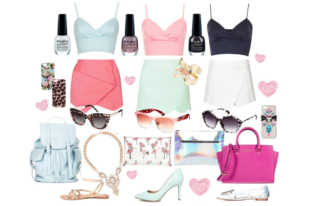 Inspiration: 3 Summer Outfits