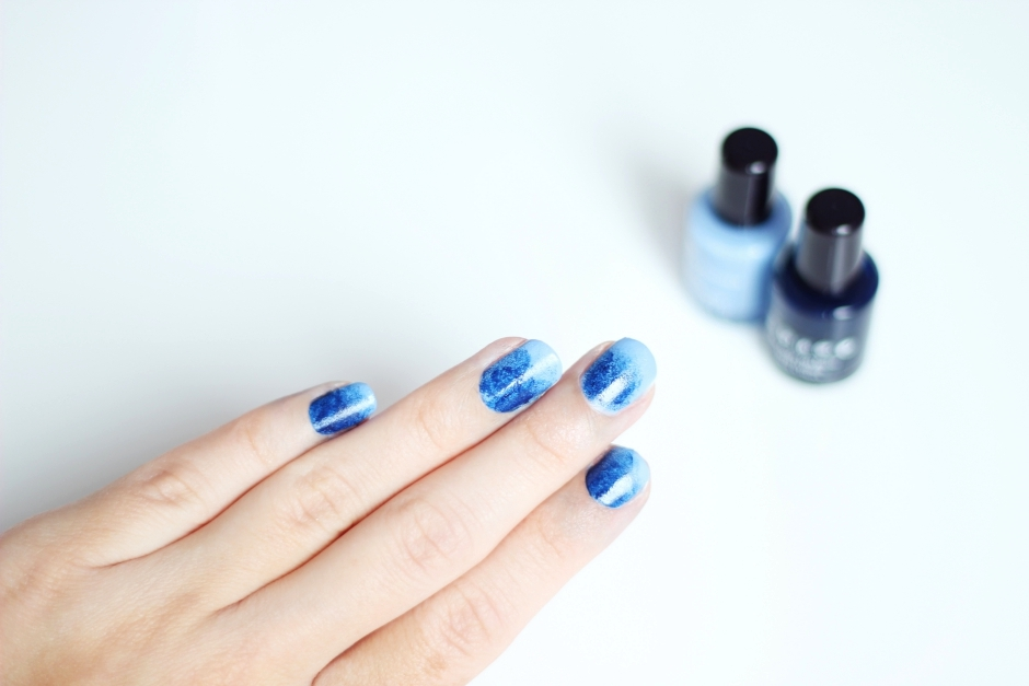 Yves Rocher Perfect Match: Aquarell-Blau