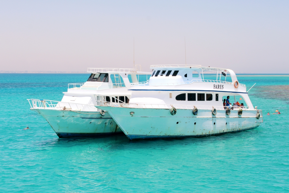 Red Sea Boat Trip