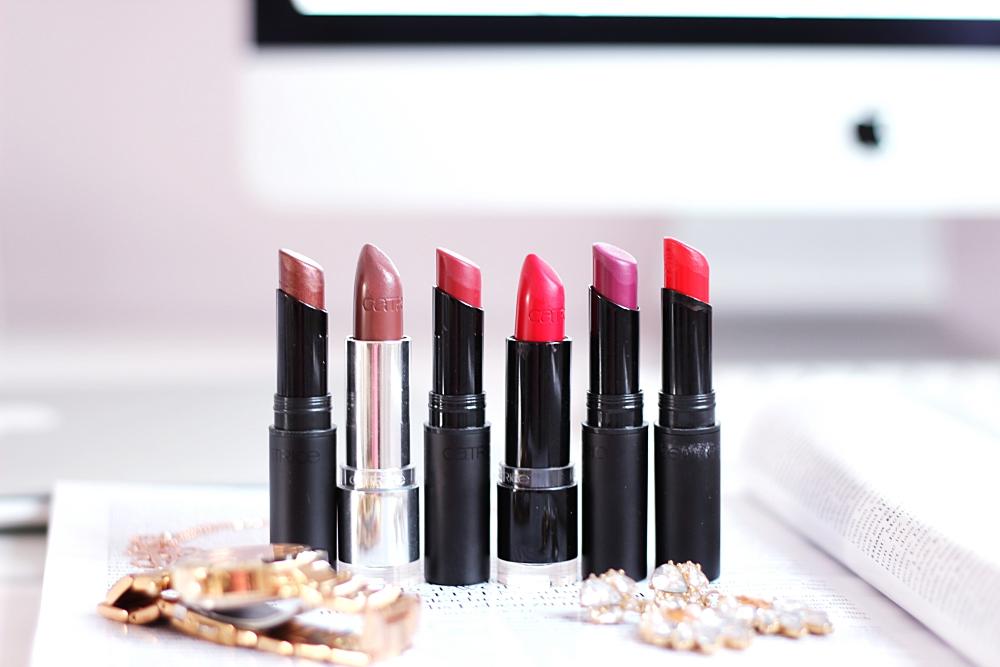 Lieblings Herbst Lippenstifte