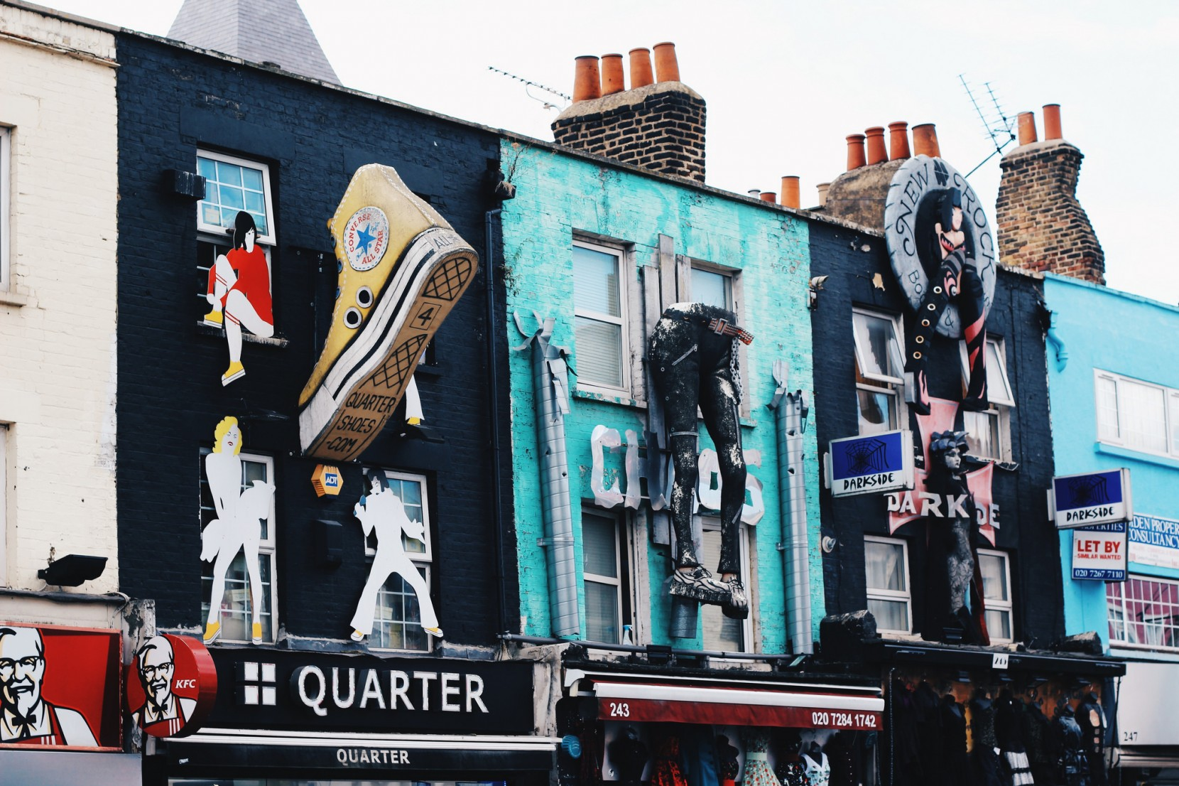 Camden Town Impressions
