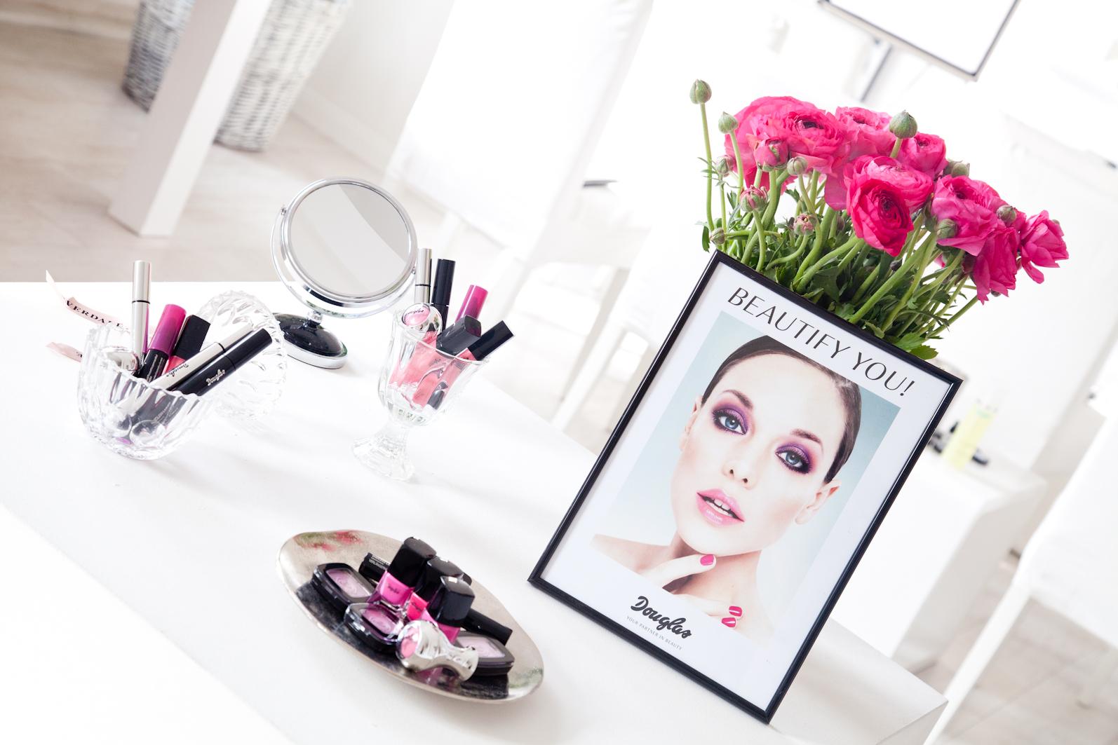 Douglas Blogger Event #beautifyyou