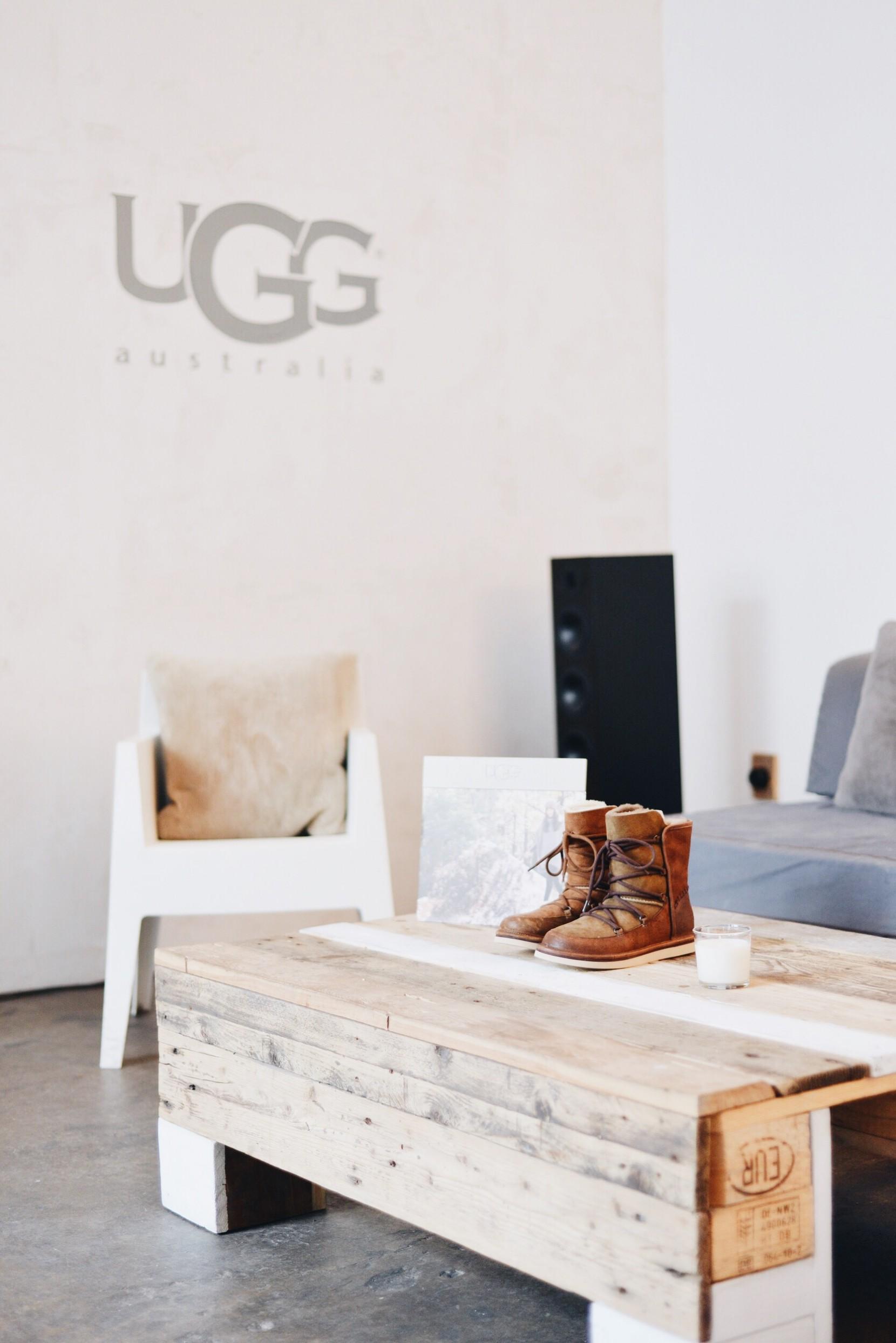 UGG Australia Creative Hub in Berlin + Verlosung