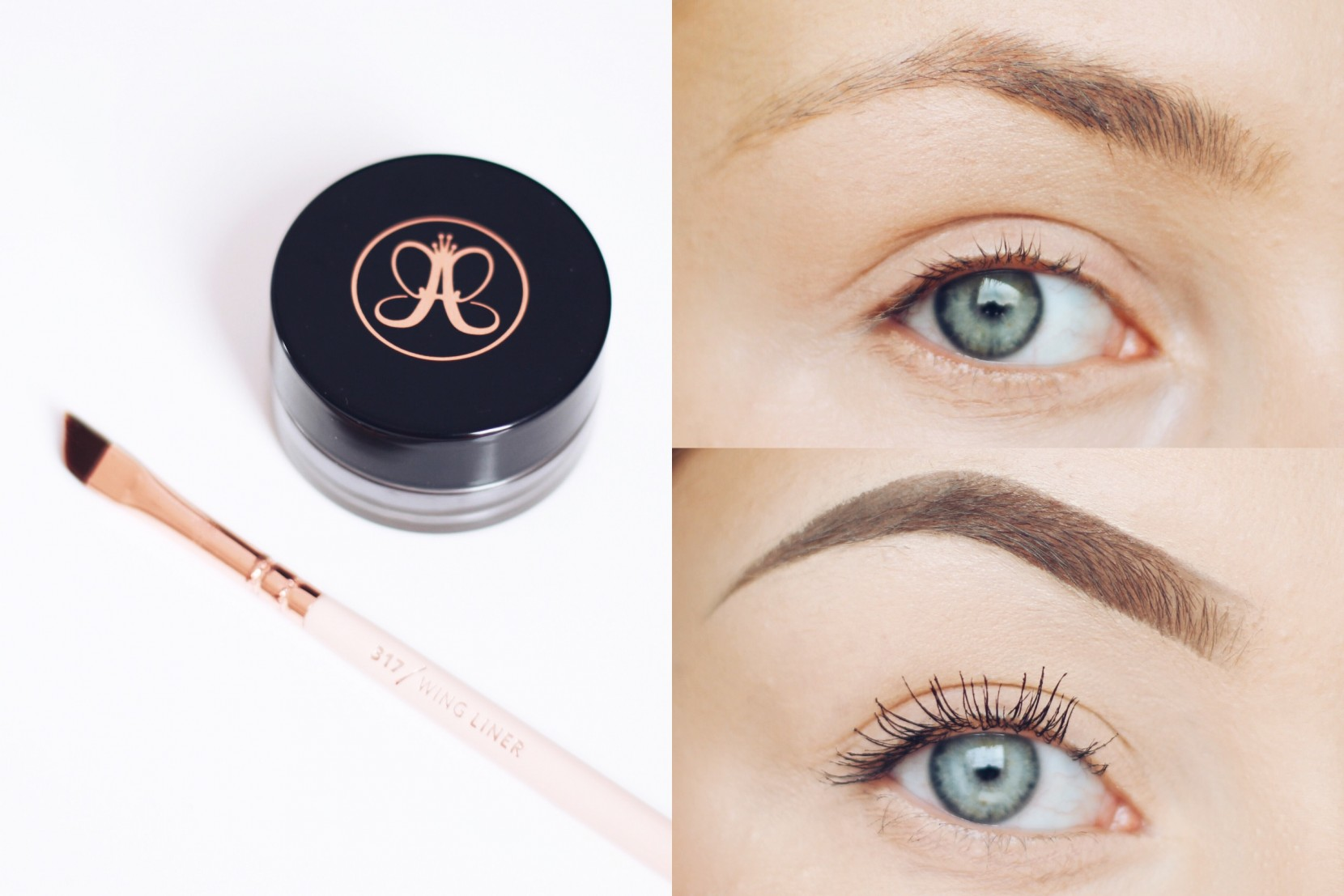 Augenbrauen Tutorial | Anastasia Beverly Hills Dipbrow Pomade