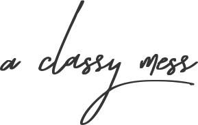 A Classy Mess – Fashion & Lifestyle Blog aus Hamburg