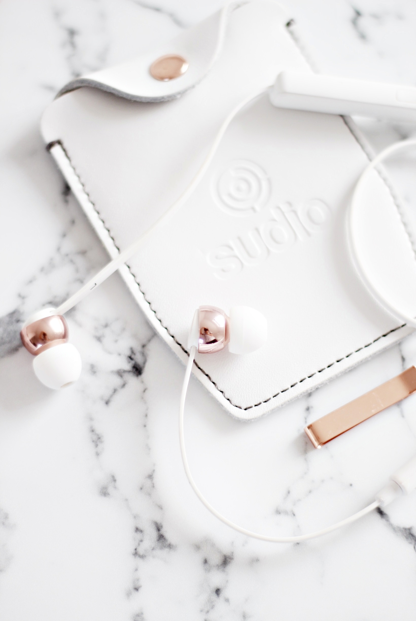 Sudio Sweden: Vasa Blå Earphones