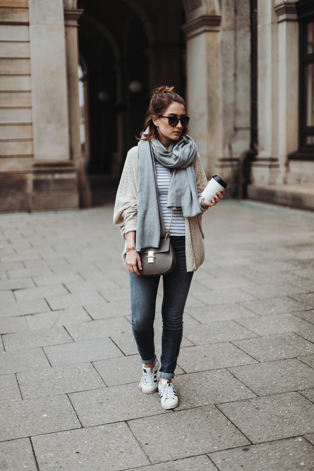 Cozy everyday Outfit for Fall