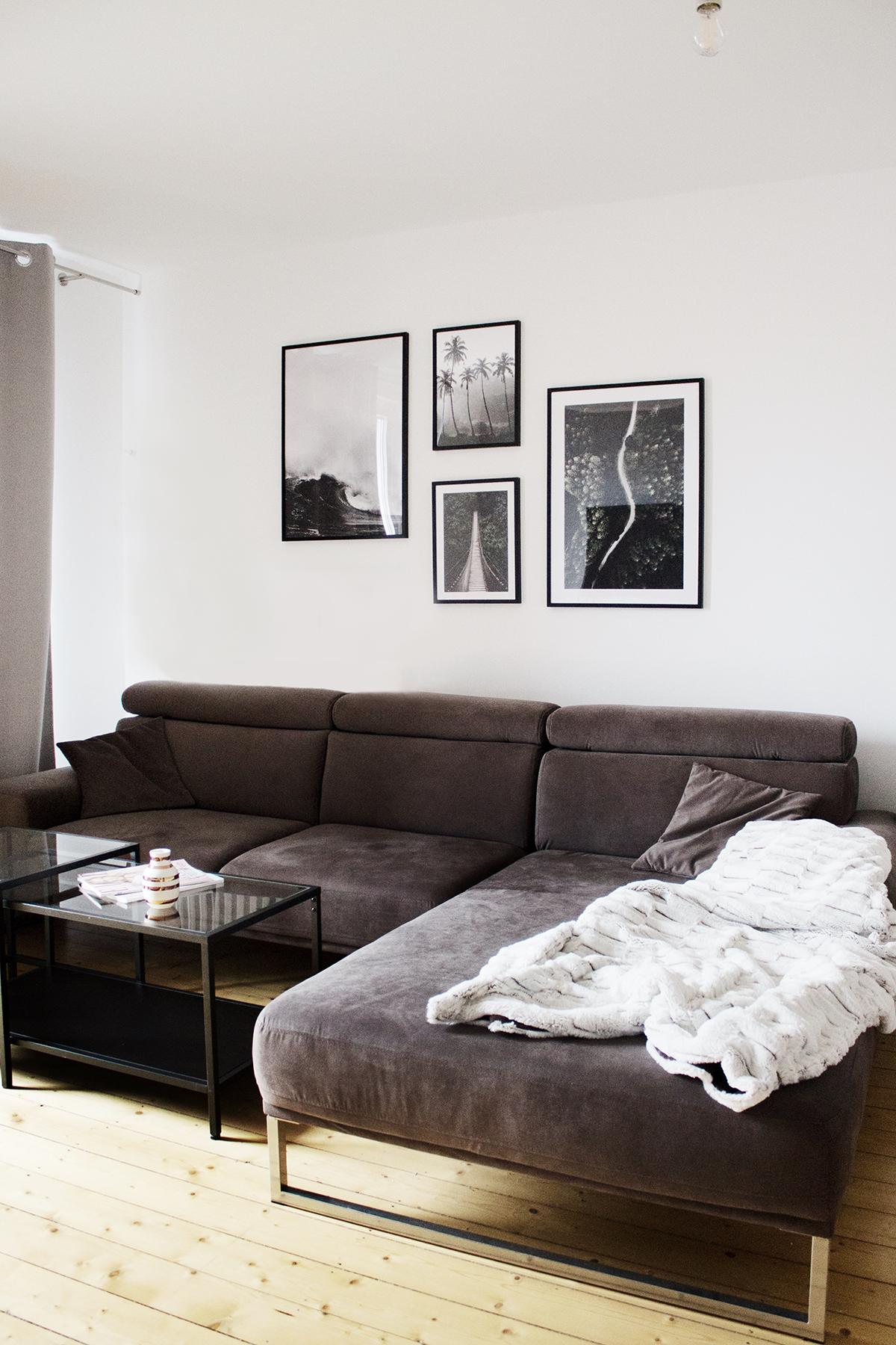 A classy mess fashion lifestyle blog aus hamburg - Bilderwand wohnzimmer ...